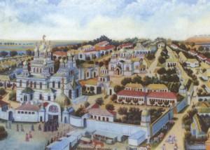 Благовещенский монастырь, 1 Мб