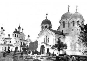 Благовещенский монастырь, нач. 20 в.